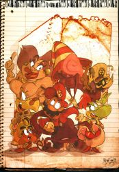 Paper Mario 2 by Themrock