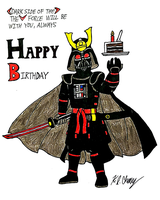Sith Birthday Celebration by StealthNinja5