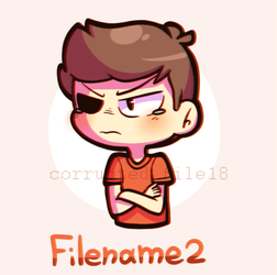 Filename2 - chibi by LN-Polar