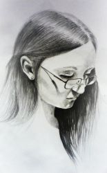 selfportrait by dr4wing-pencil