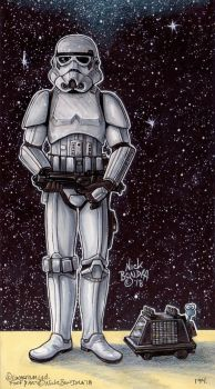 TK-421 and MSE-6-G735Y by Phraggle