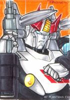 TF - War for Cancer - Prowl by plantman-exe