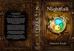 Nightfall Book Cover by AKoukis