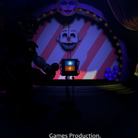 Ballora Gallery - FNAF SL Map + Download! by GamesProduction