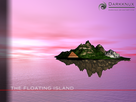 The Floating Island by darkknux