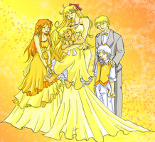 Giftart now in bright yellow by SuzakuTrip