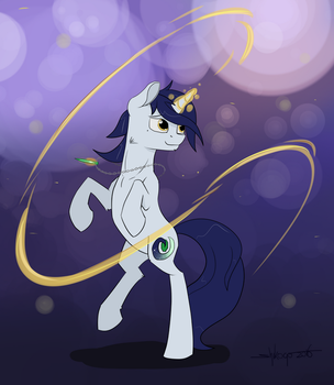 Fascinate - Commission for Cro Straysoul by Shikogo