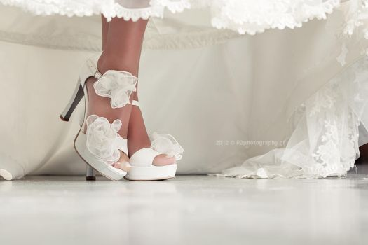 Js Handmade Wedding Shoes Collection 2012 by PinkFishGR