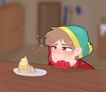 Eric and Cake by MeruRei