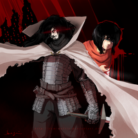 Hellsing : Vladcard Count by Yamineftis