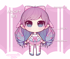 Closed | Adopt #3 by neonpoppie