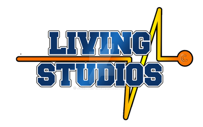 Updated Living Studios Logo by Joshtrip1