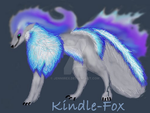 Kindle Fox Adopt (AUCTION OPEN) by Jenniirex