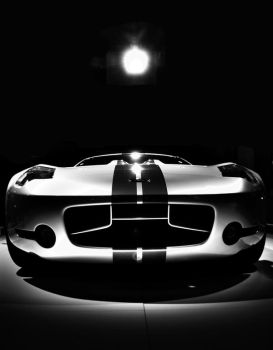 Shelby GR-1 by abhic