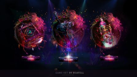 Game set by Ruavell
