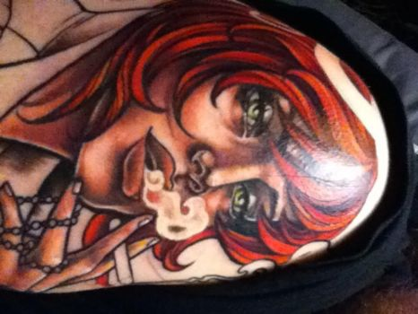 Tattoo image 2 by Lord-Quake666