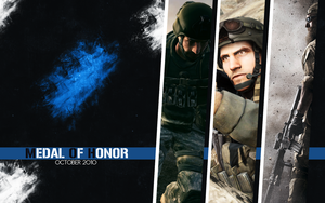 medal of honor wallpaper by Gunner203