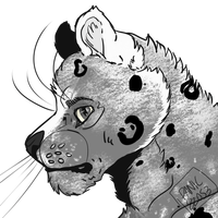 [GIFT] Snow20leopard by panic-god