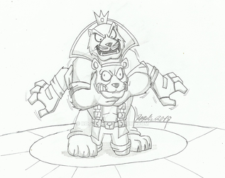 A request from VectorVsBowser72: confrontation 2 by rogelis