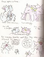 Romeo and Juliet page 1 by sribbleinc
