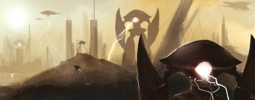 Invasion by Bawarner