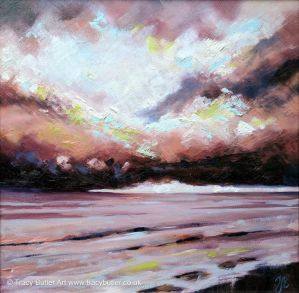 Cloudscape by tracybutlerart