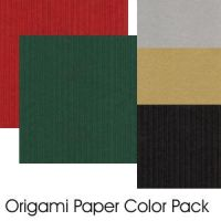 Color Pack Origami Paper by DIN1031