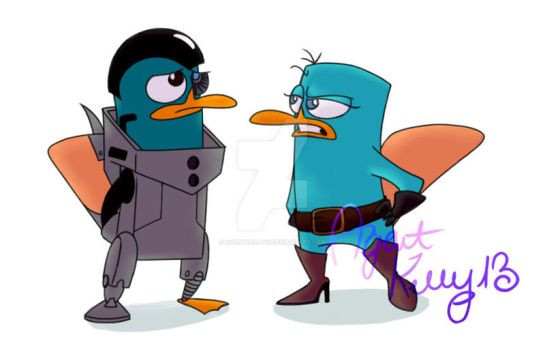 Perry the platypus favourites by iluvperry on deviantart voltagebd