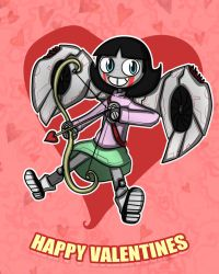 Valentines from Above by RagingDroidX
