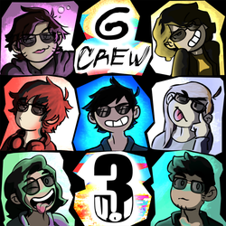 G-Crew | Vol.3 by xxsuperfire