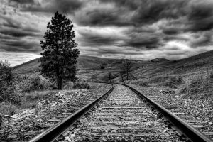 Rails by BuchananImagery