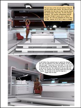 Grey Skies - Issue 1 - Page 2 by plap2002