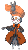 Aria Meloetta by Cosmodify