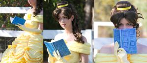 Belle finds a mysterious book! by LadyGryffindor