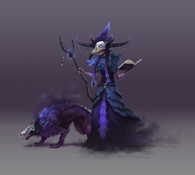 Cultist by Alisthecat