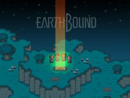 earthbound wallpaper new by jhroberts