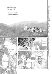 Seven Songs around Men and Elves ep6 page1 by M-azuma