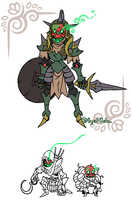 Mydhilde: Meet the Revenants by The-Knick