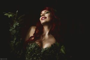 DC- Poison ivy by MilliganVick