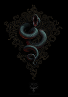 Serpent Within by amorphisss