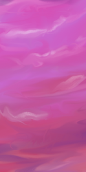 Pink Sky Background by silver-eyes-blue