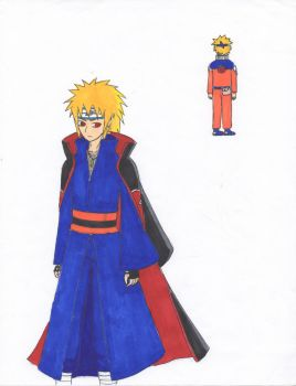 Inheritor of Madara's Legacy Cover 1 (Unfinished) by Yang-Kudo