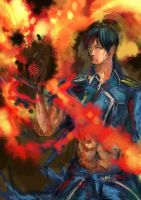 Roy Mustang by ultimatewp
