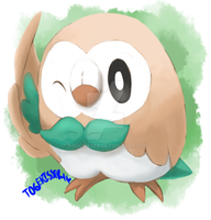 Rowlett by Togekisser