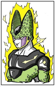 Perfect Cell by diegotnavarro