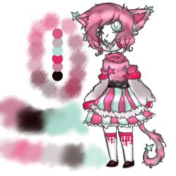 Little Adopt Thing Here ((CLOSED)) by Ivorette-Adoptables