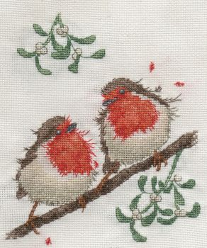 Both of You cross stitch by Hami2000