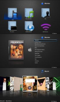 XBMC May 2008 by wariusffs
