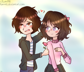 ||Collab|| For you by Lun-Nii