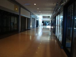 Vacant Mall by itsayskeds